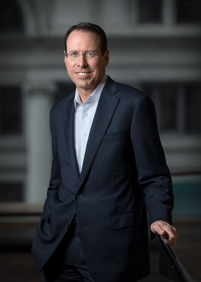 Randall Stephenson Chairman and Chief Executive Officer, AT&T Poul Ober Photography