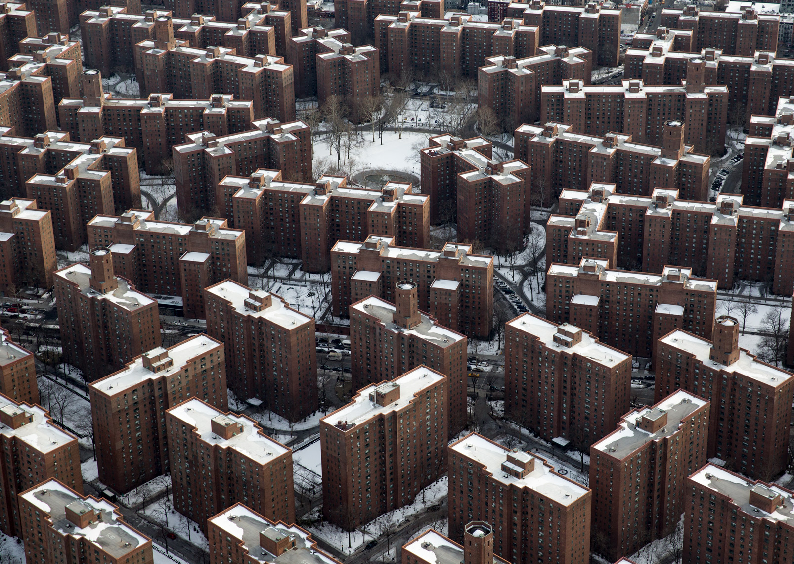 Stuyvesant-Town-NYC-aerial-Poul-Ober-Photography