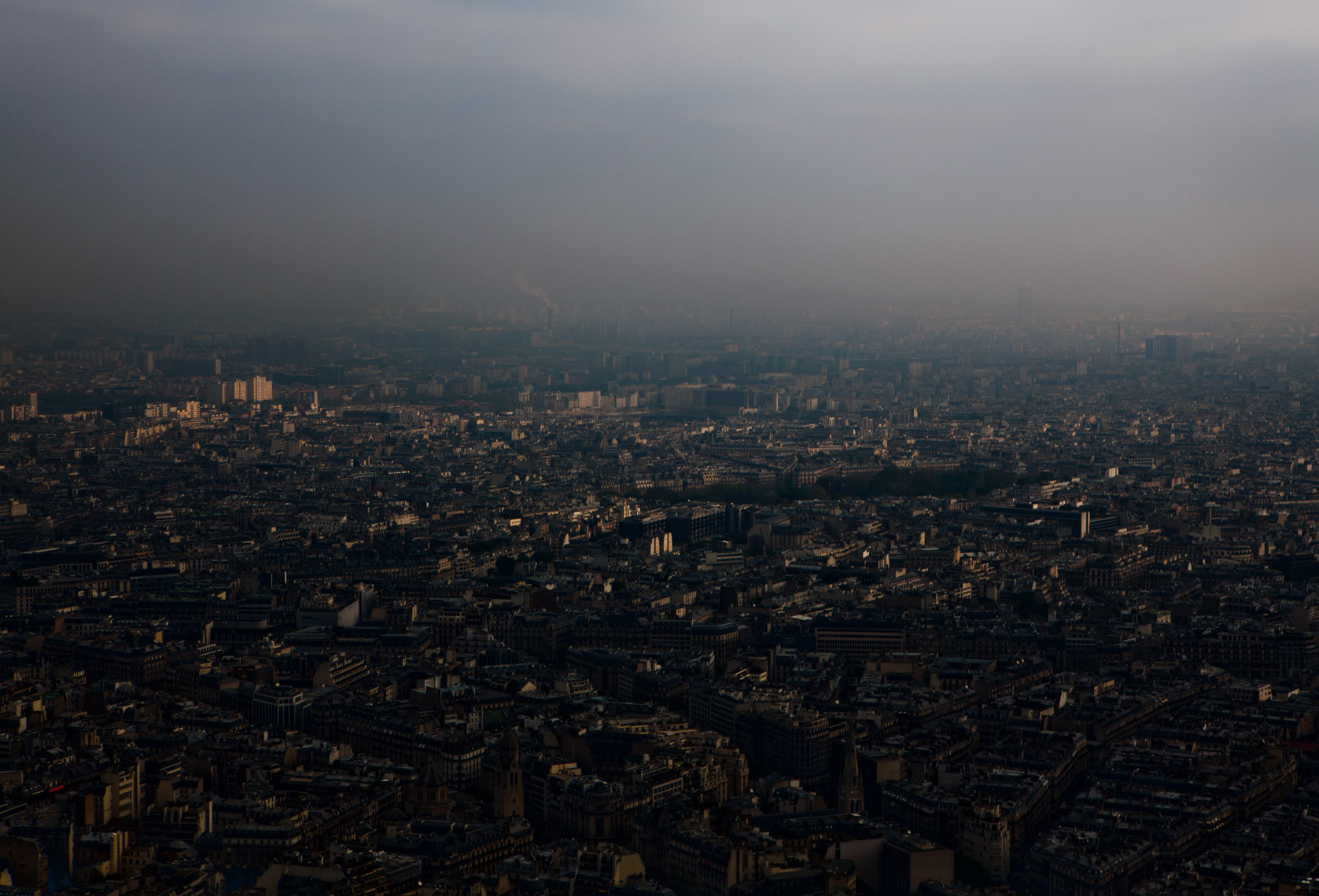 Paris-view-from-eiffel-tower-poul-ober-photography